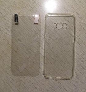 Чехол на Samsung S8+