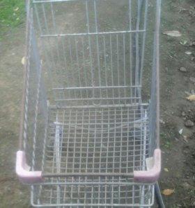 Тележка для перевозки овощей