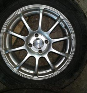 Комплект колёс R15 195 х 60