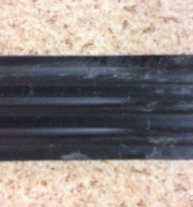 Пвх привал днищевой (усиливающий) (Цвет черный)