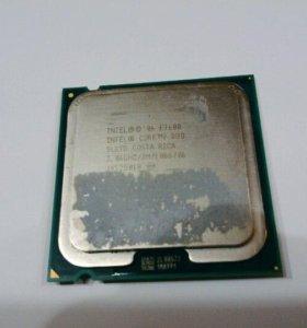 Intel core 2 duo e7600 и Intel core 2 duo e7800