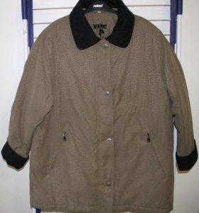 Куртка 56 раз Newport .Весна/осен