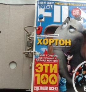Подборка журналов Total Film с DVD
