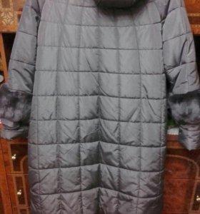 Зимнее пальто. Новое.