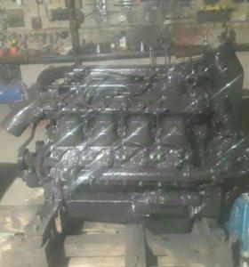 Двигатель евро 2