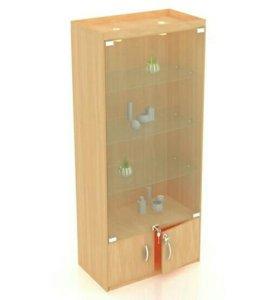 Шкаф с подсветкой 2000×850×300 кол.3шт .
