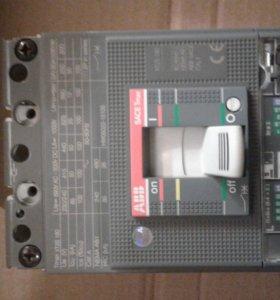 силовой автоматический выключатель abb 160 ампер