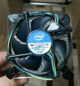 Кулер Intel новый