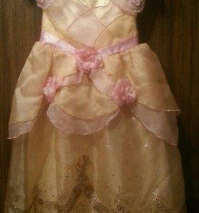 бальное платье принцессы Бэль