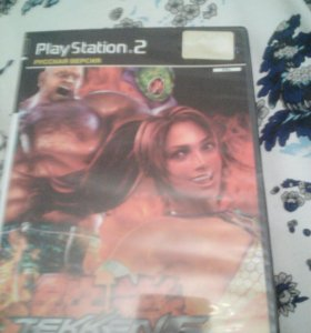 Игры для Play Station 2