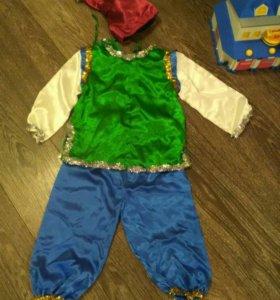 Гном - детский карнавальный костюм