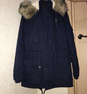 Парка(куртка).Зима.Новая.Размер от 46до50
