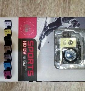Sjcam4000 экшн камера(авторегистратор)
