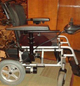 Кресло коляска с электроприводом KY122L