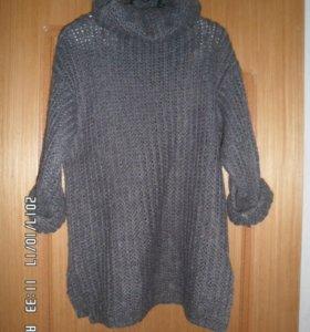 свитер и кардиган