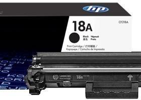 Hoвый картридж HP CF218A