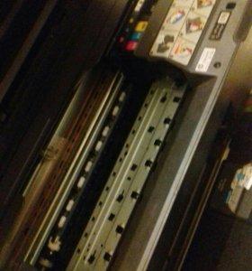 Принтер printer сканер hp b110 series