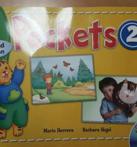 учебник по Ан.яз Pockets 2 НОВЫЙ