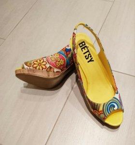 Новые туфли женские BETSY, р. 37