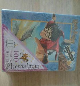 """Альбом для фотографий """"Гарри Поттер"""""""
