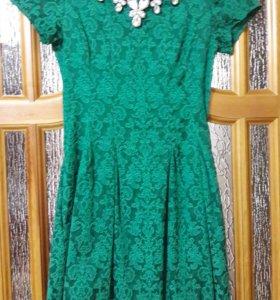 платье р.40-42 (XS)