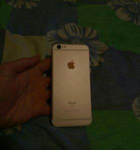 IPhone 6s Rose gold продажа или обмен