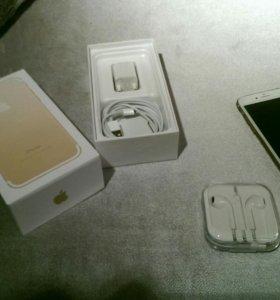 Iphone 7 Gold 128 gb