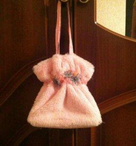 Новогодняя сумочка к платью