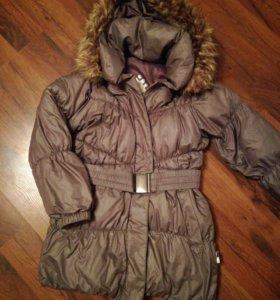 MOLO длинная куртка 128-134р.Дания