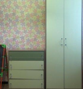Шкаф комод для детской