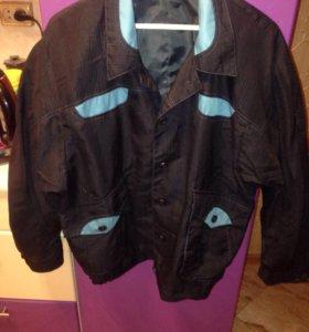 Куртка, 56-58. Бу