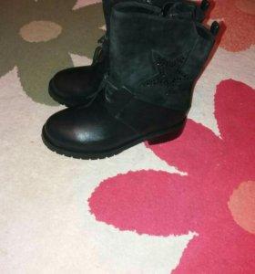 Ботинки женские новые.Зима.