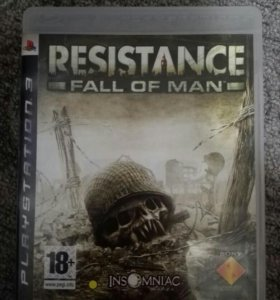 Resistance: Fall of Man (игра PS3)
