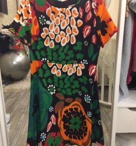 Платье Burberry б/у