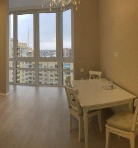 Квартира, 3 комнаты, 89.5 м²