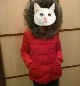 Зимняя куртка женская новая