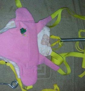 прыгунки 3в1(тренажер для малышей)