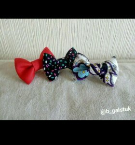 Бабочки галстуки)