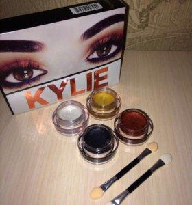 Набор гелевые теней Kylie