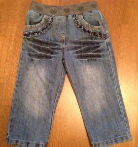Брюки (джинсы) новые с биркой