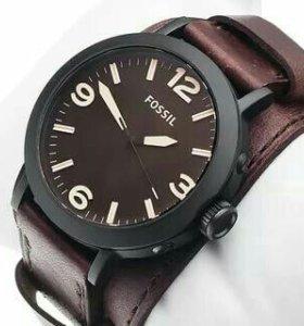 Часы Fossil Jr 1365 + новый ремень