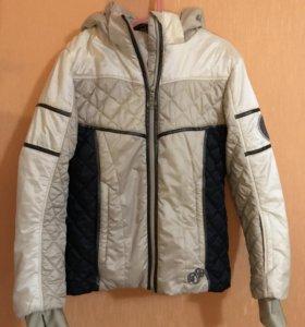 Куртка лыжная для девочки 134