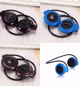 Bluetooth наушники 4 в 1