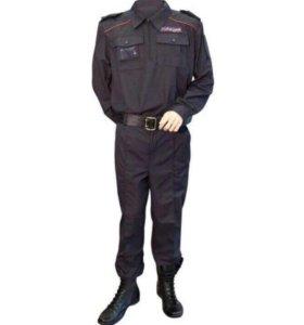 Форма полиция полевка (ППС)