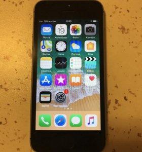 Новый iPhone 5S A1530 полный комплект