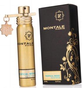 Montale-флакон. Чародействующий аромат.