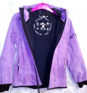 Куртка (ветровка) для девочки