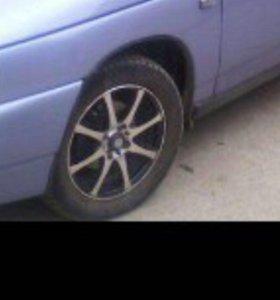 Комплект летних колёс r14