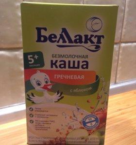 Каша Беллакт пшеничная молочная