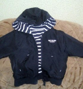 Курточка 3-6мес